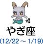 やぎ座(12/22~1/19)