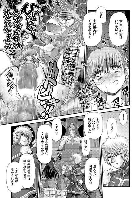 神騎エストレイヤⅡ(1)
